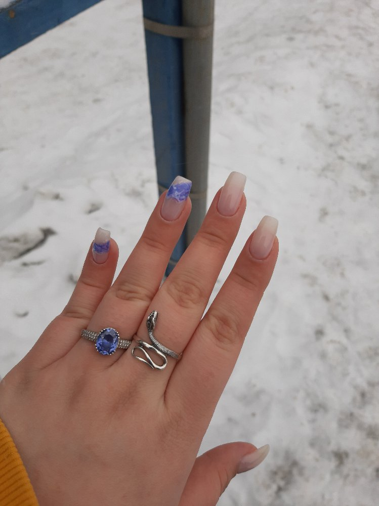 Это кольцо делает из тебя принцессу