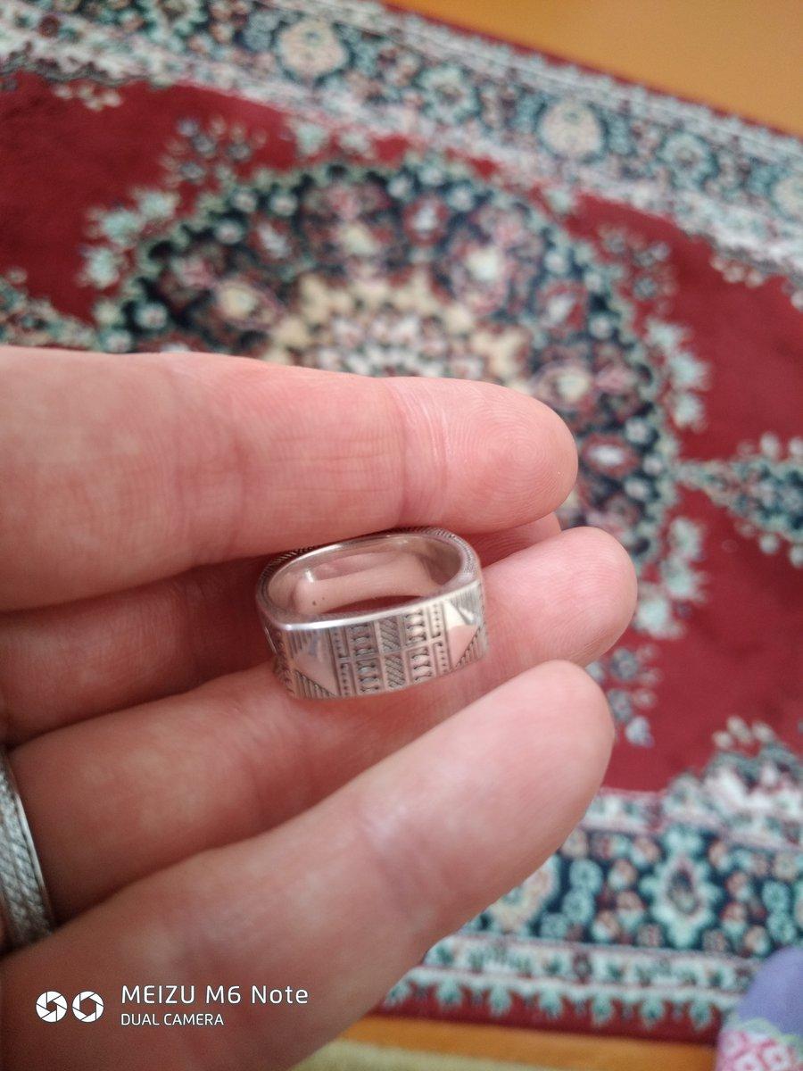 Солидное кольцо!