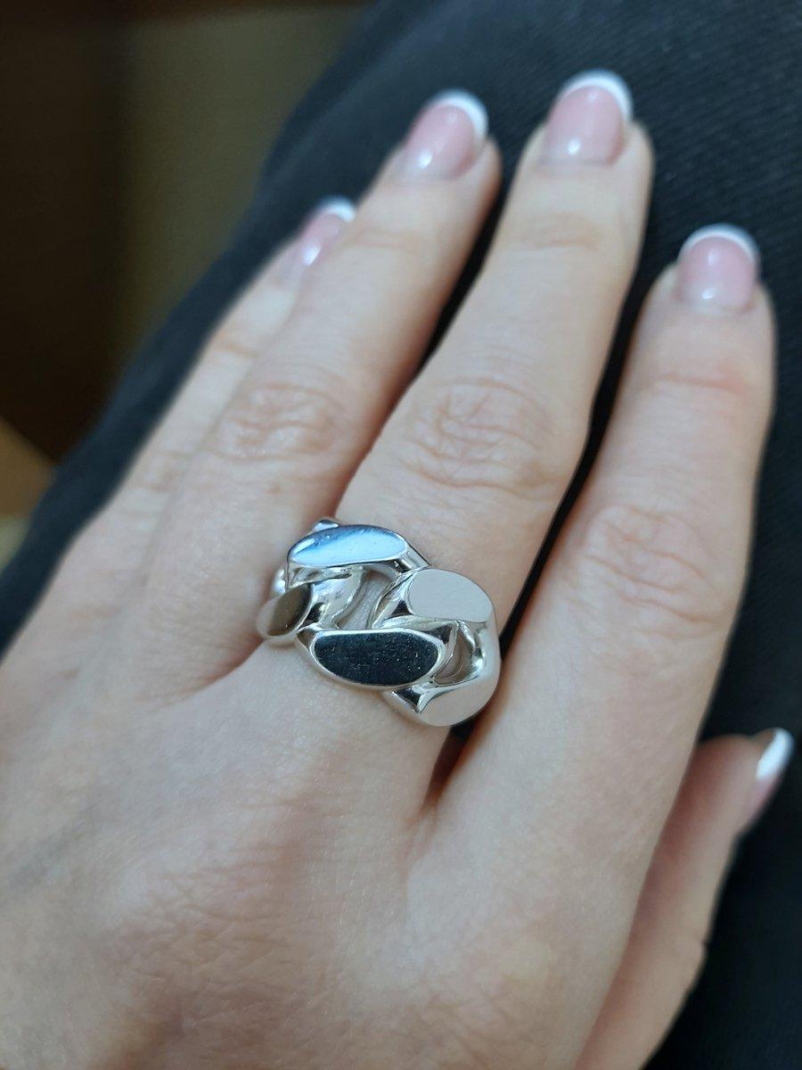 Трендовое кольцо