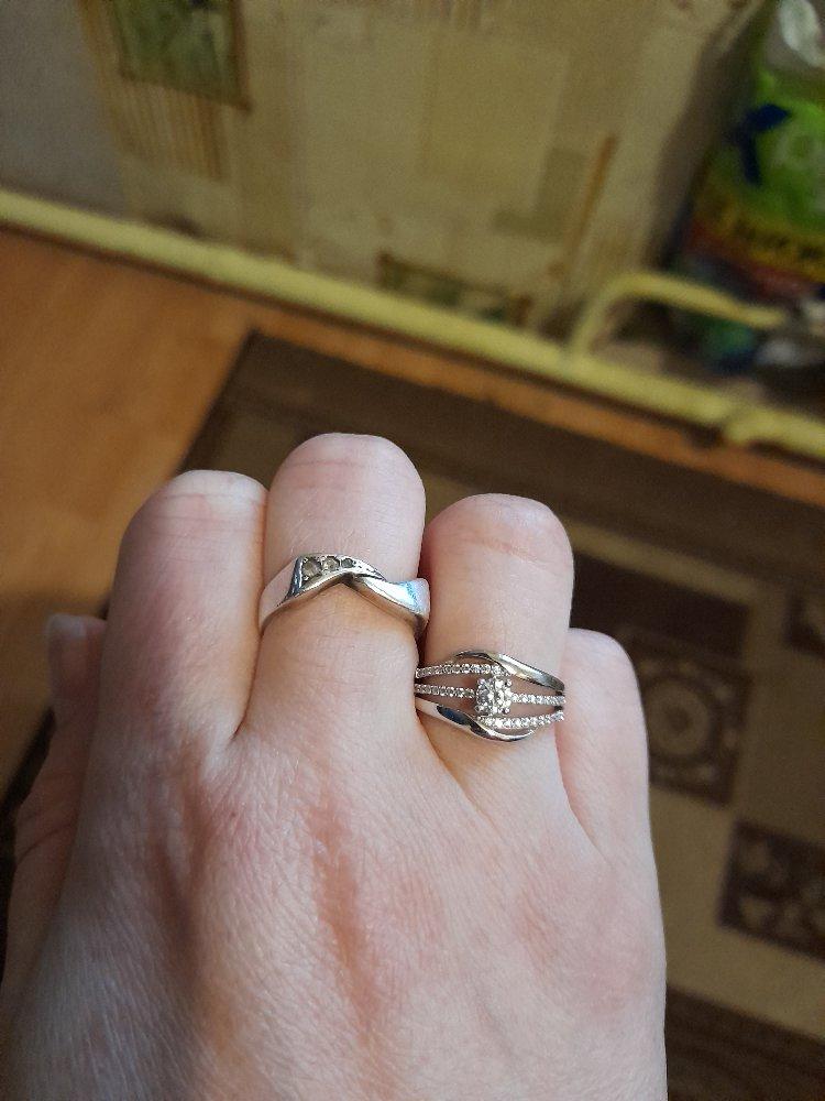 Серебряное кольцо 💍