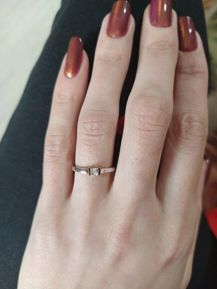 Милое кольцо !