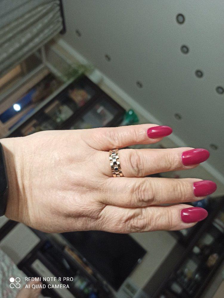 Очень красивое кольцо, удачная покупка