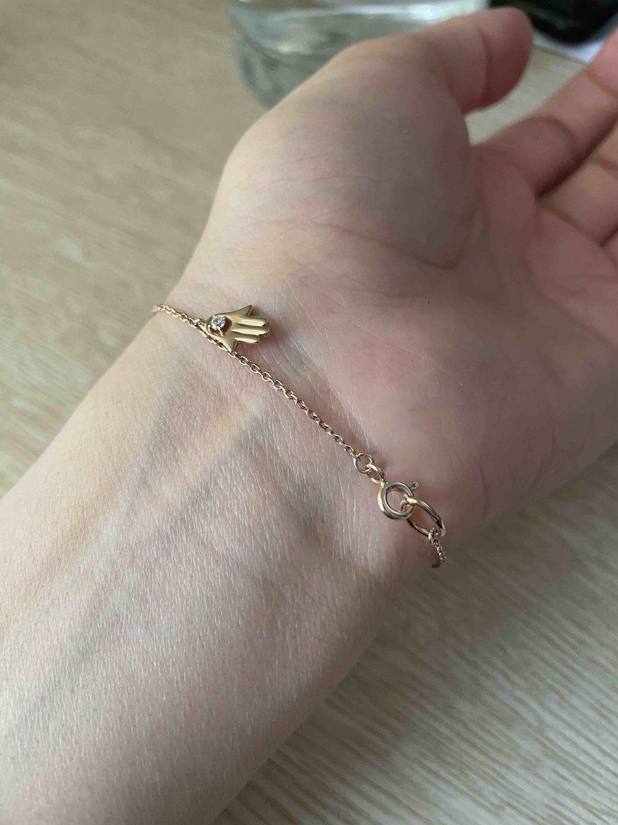 Красивый и практичный браслет .