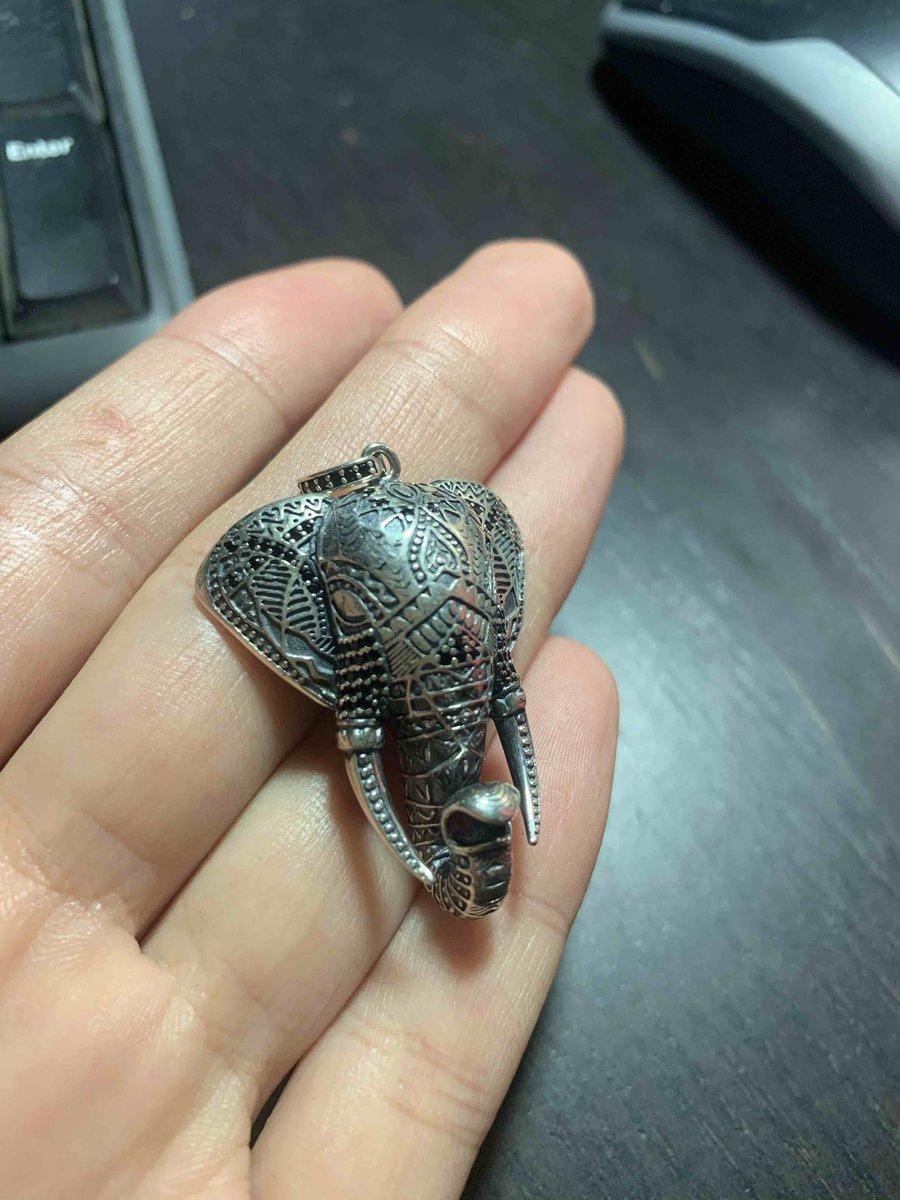 Крутой слон