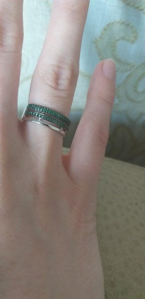 Красивле кольцо из бюджетной линейки