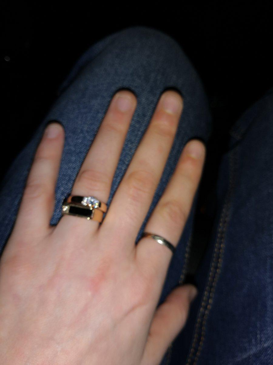 Кальцо на палец