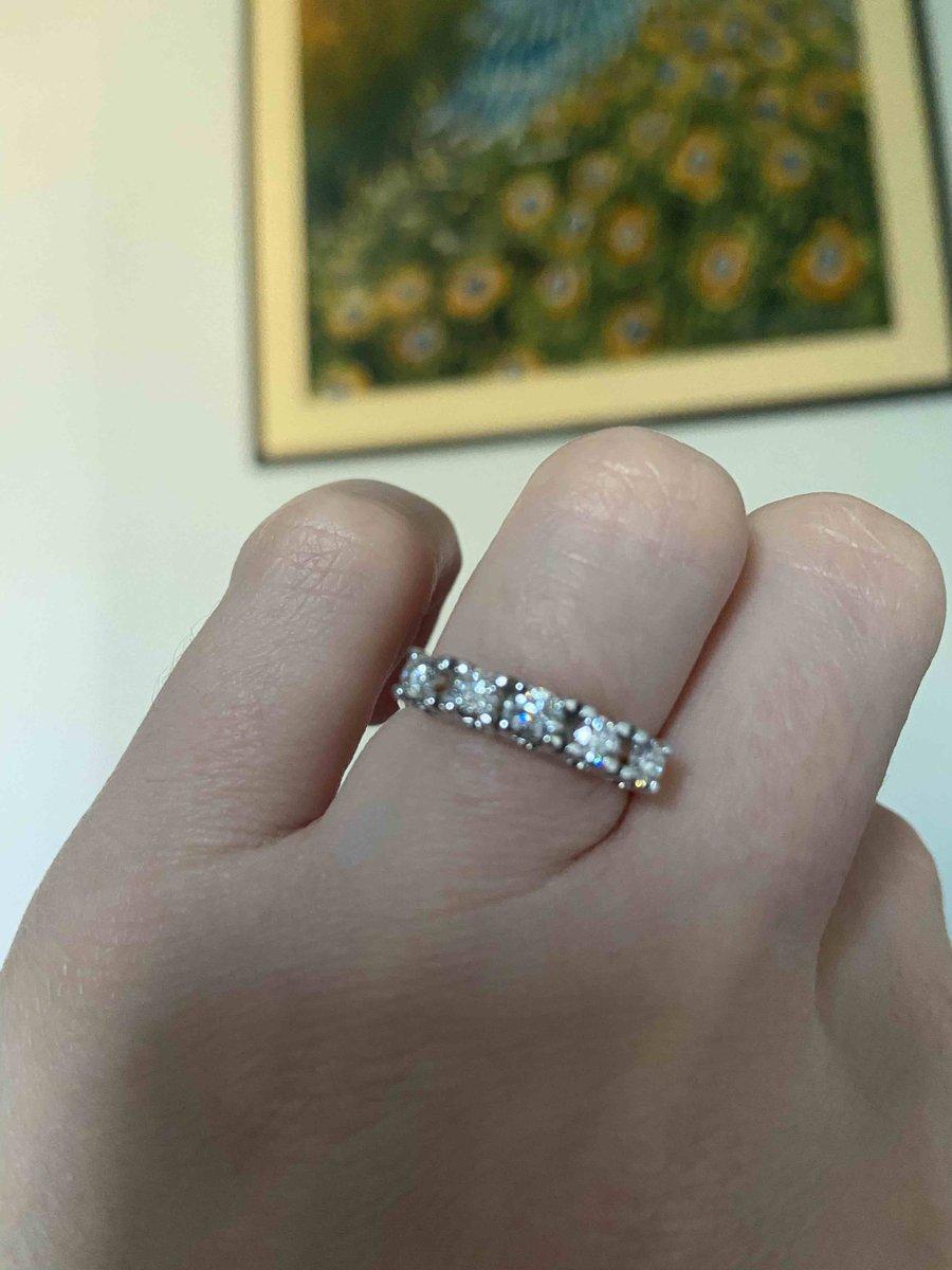 Кольцо для богини