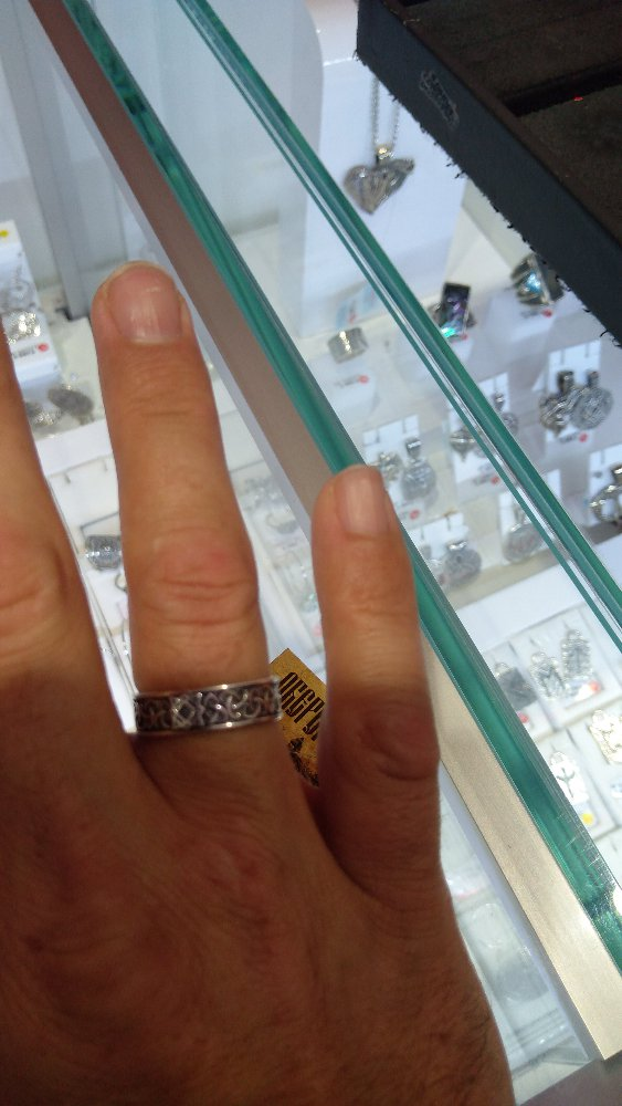 Классное кольцо оберег