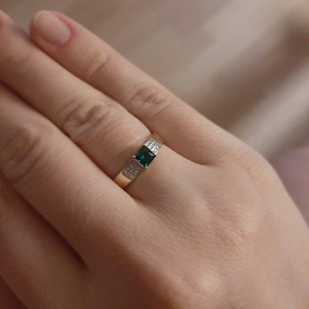 Спасибо магазину за интересное кольцо