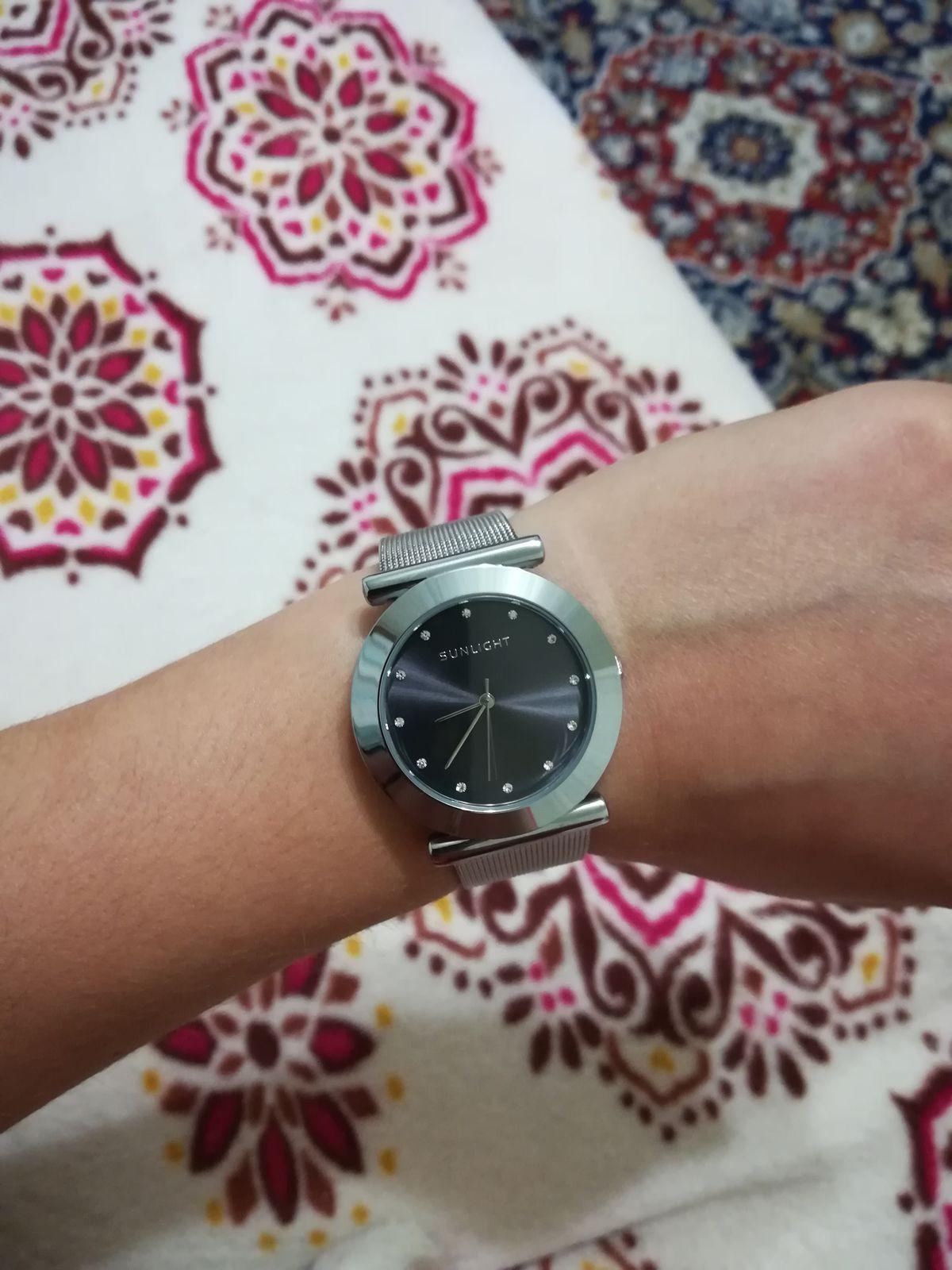 Часы просто потрясающие!