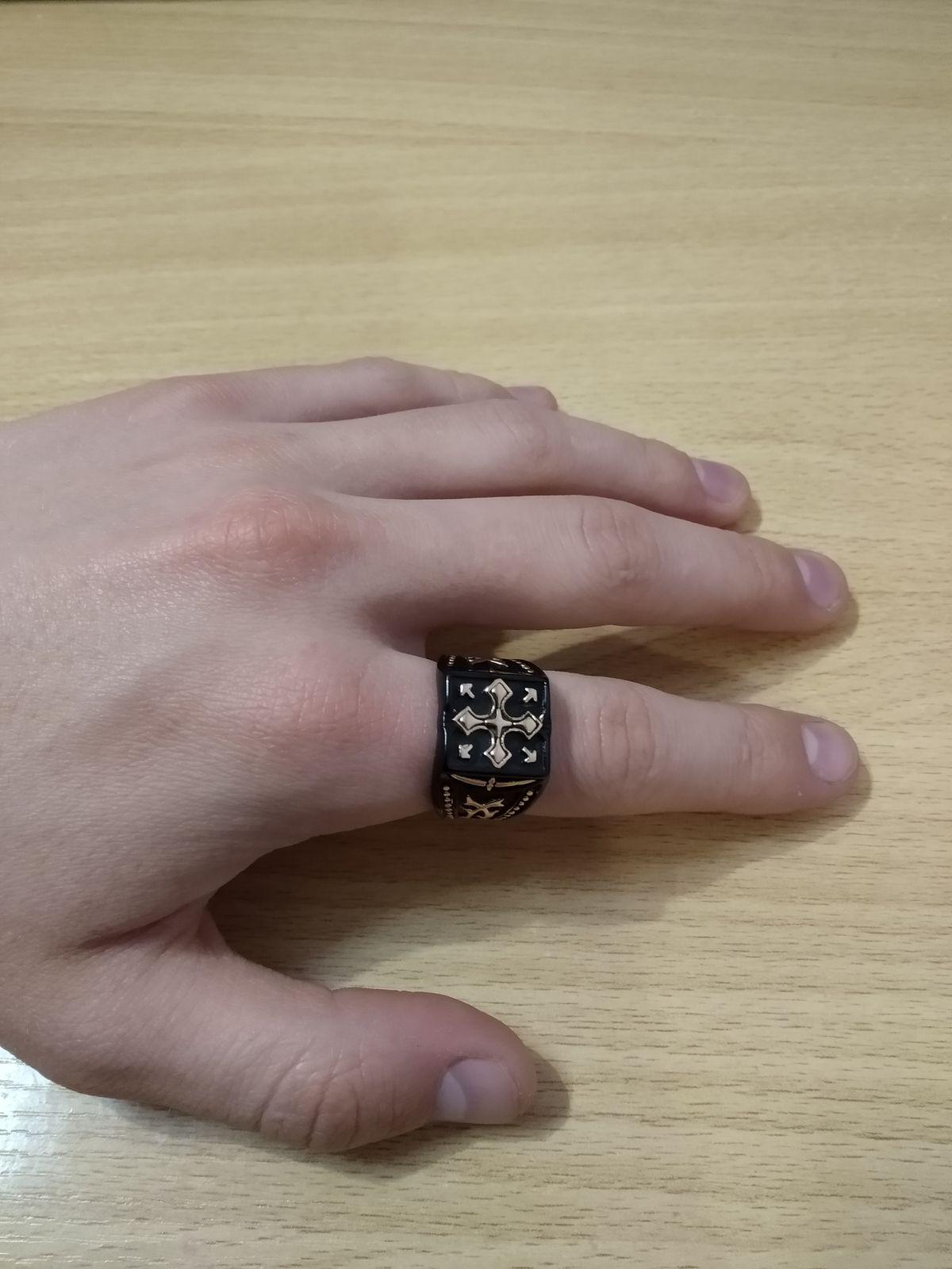 Первое осознанное кольцо