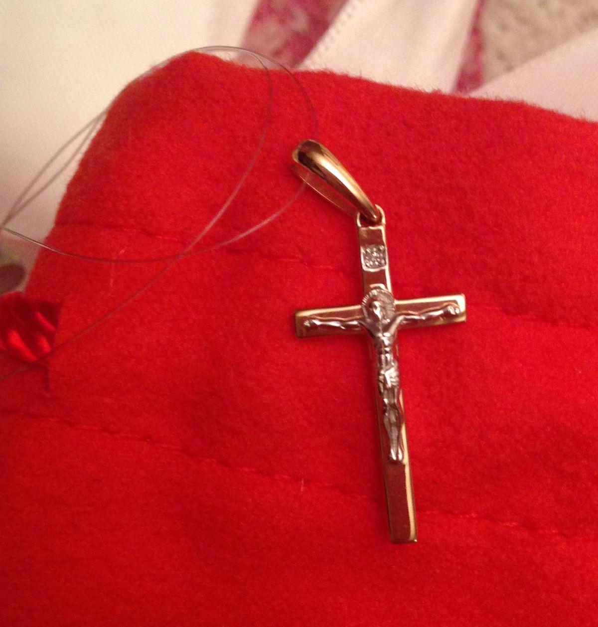 Идеальный крестик!