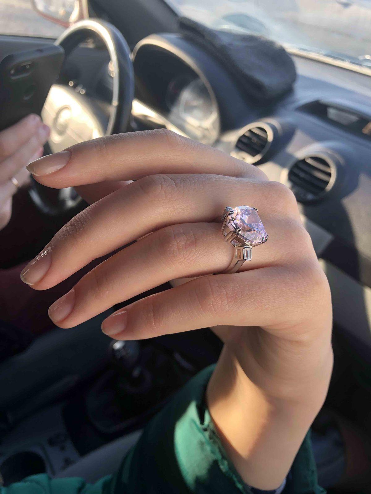 Это кольцо из самого обычного дня сделает праздник!