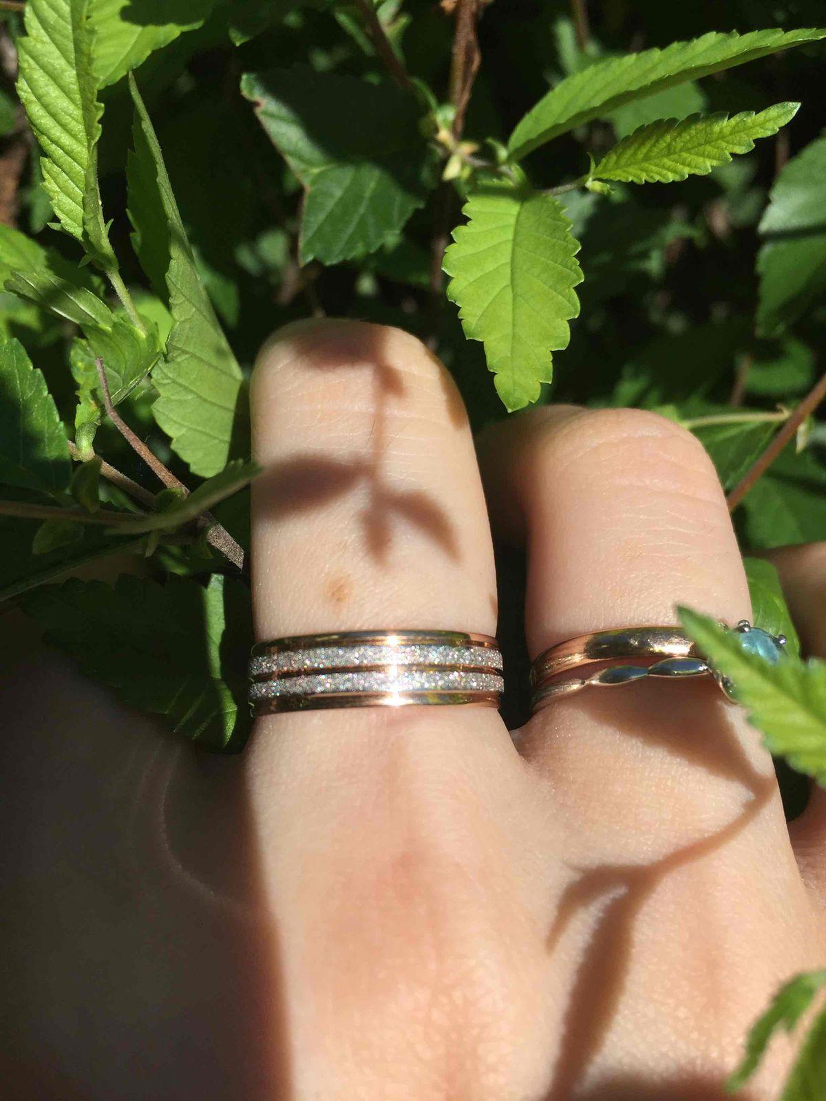 Кольцо,которое меня покорило