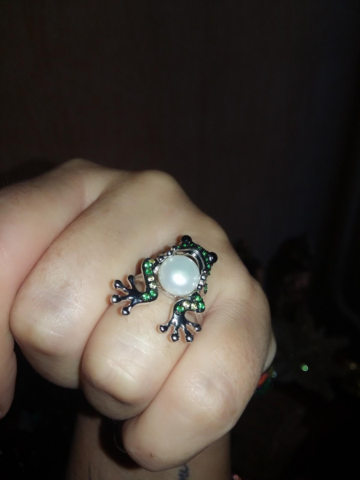 Серебряная Лягушка