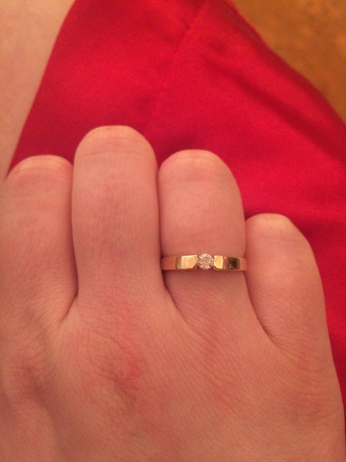 Не кольцо , а мечта !
