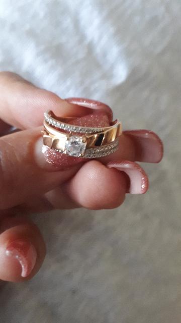 Кольцо -идеальный подарок для себя !
