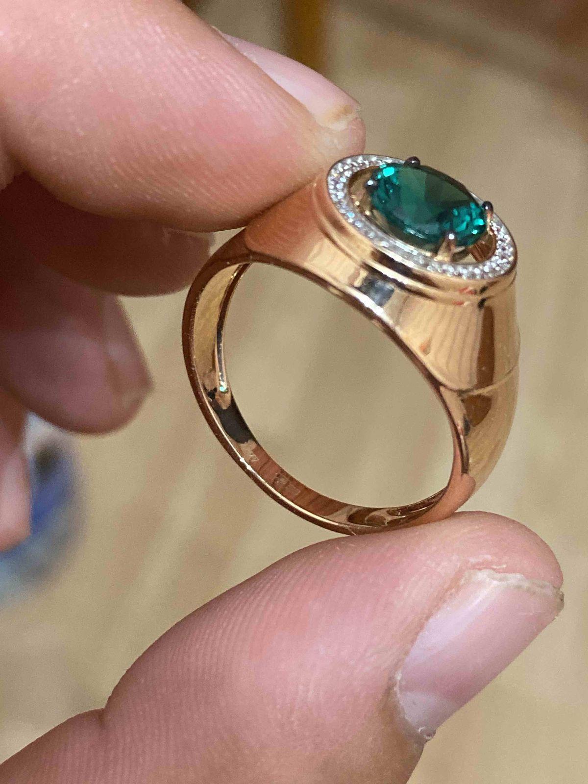 Перстень мужской.