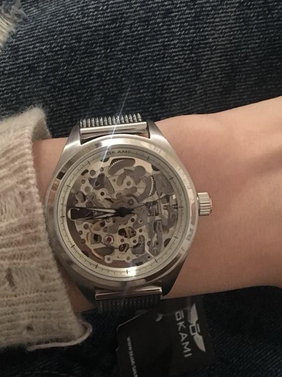 Часы просто нечто