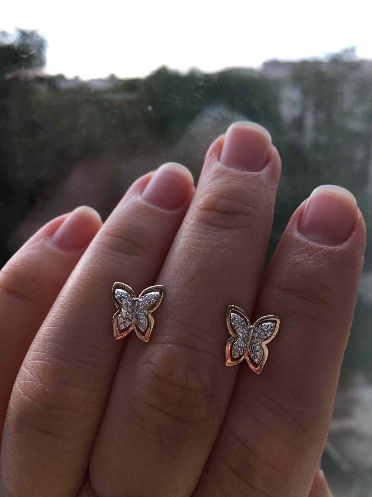 Мимимишные бабочки)