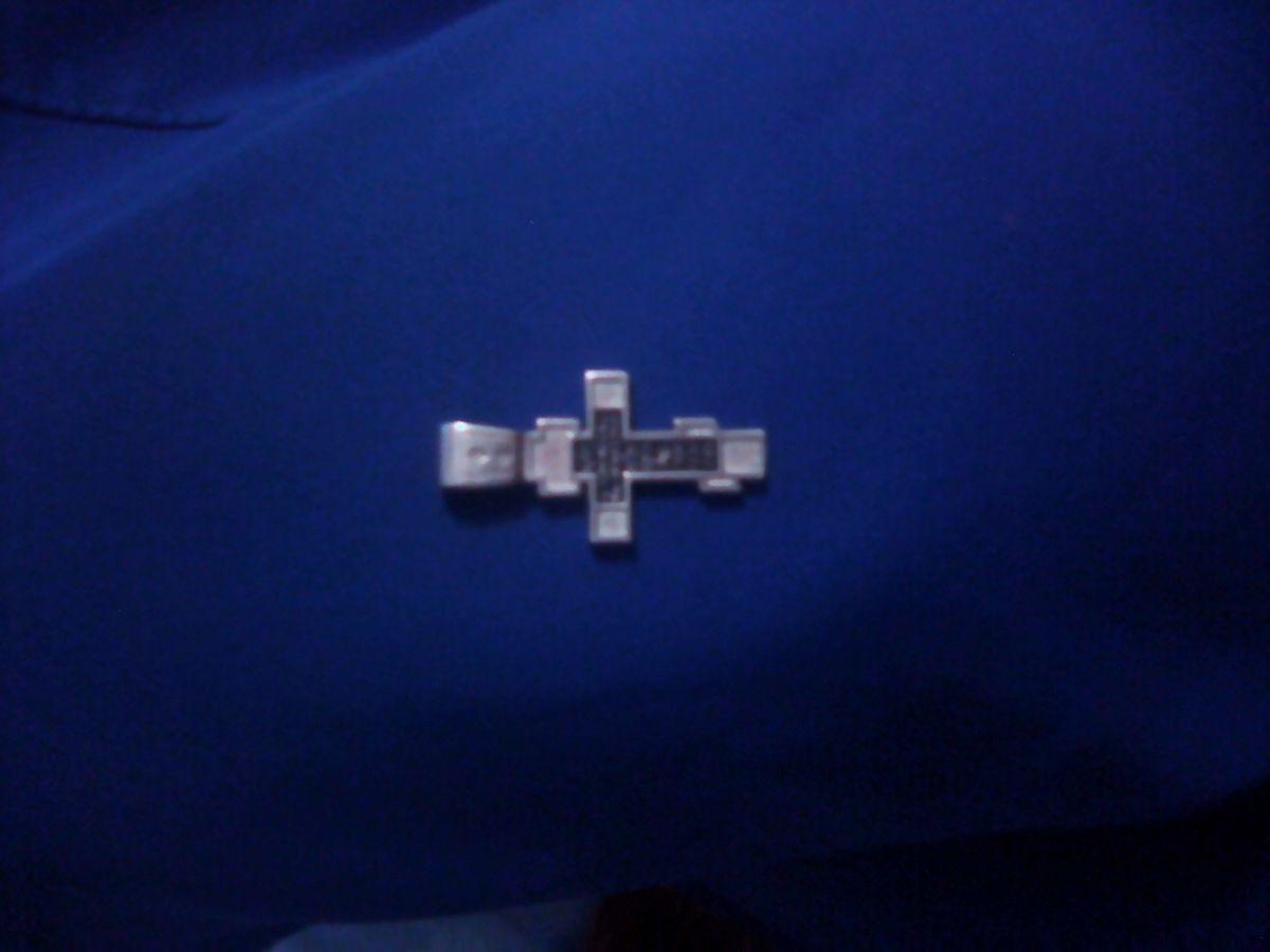Крестик для себя!!!