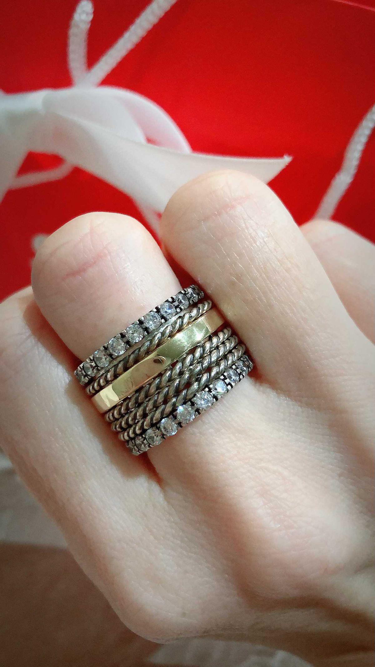 Нереальное кольцо