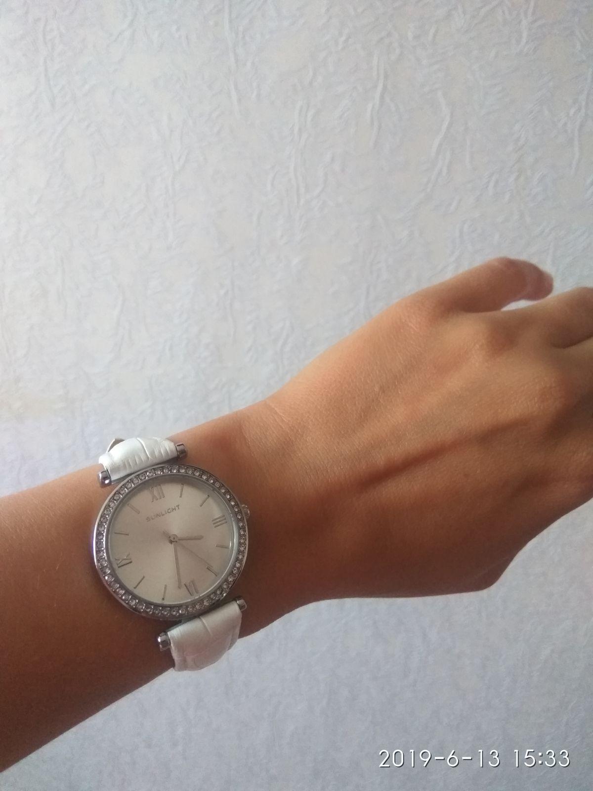 Часы на лето
