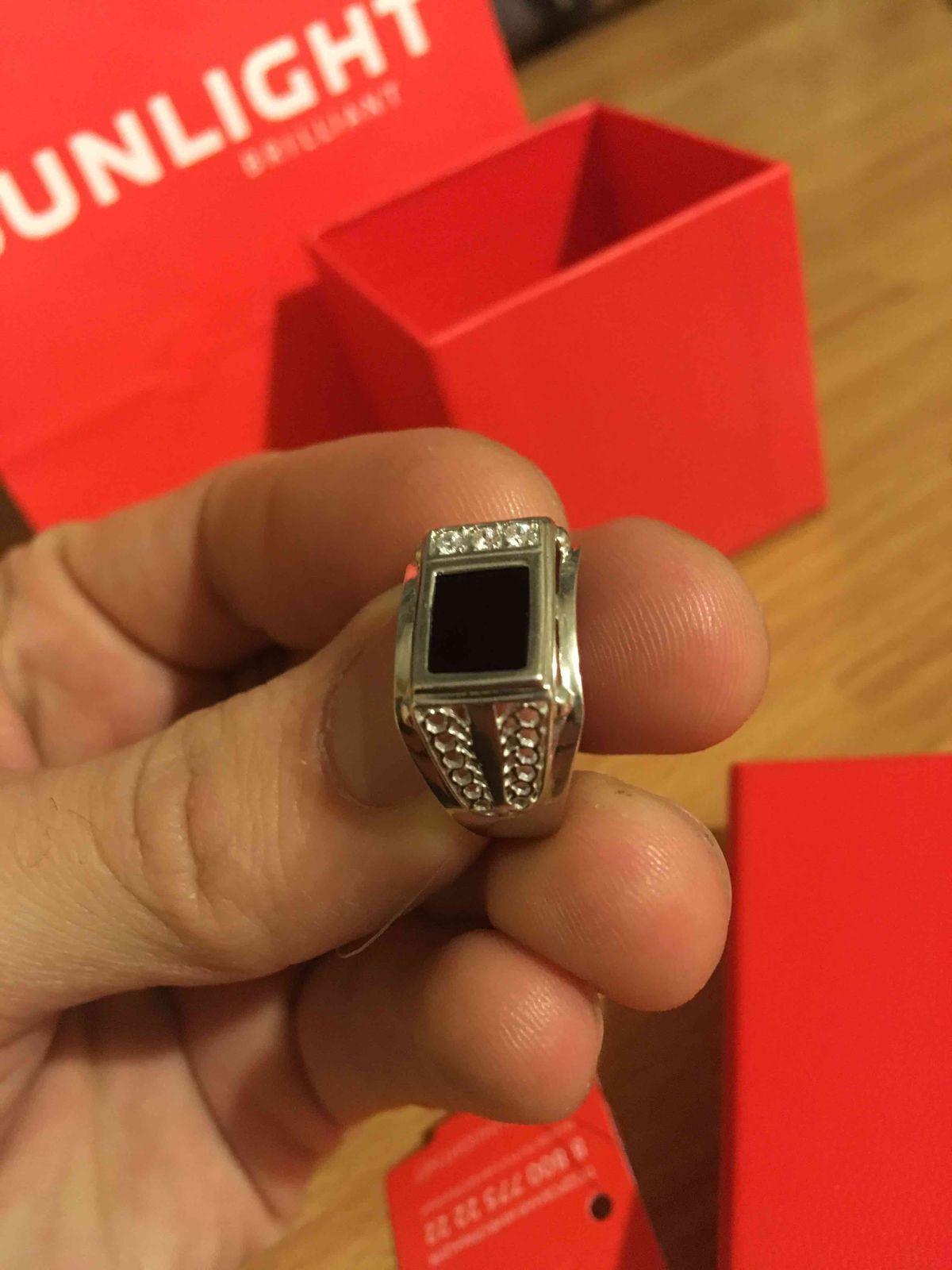 Классное перстень