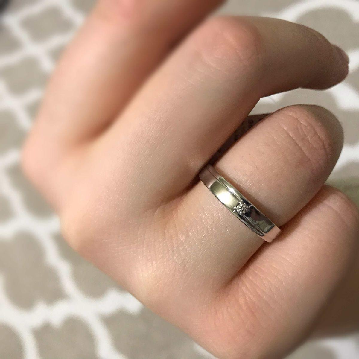 Отзыв на золотое кольцо.