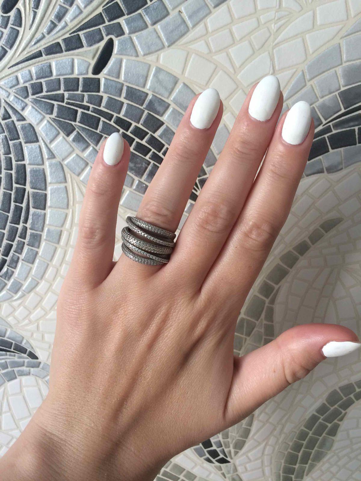 Мое первое кольцо в санлайт