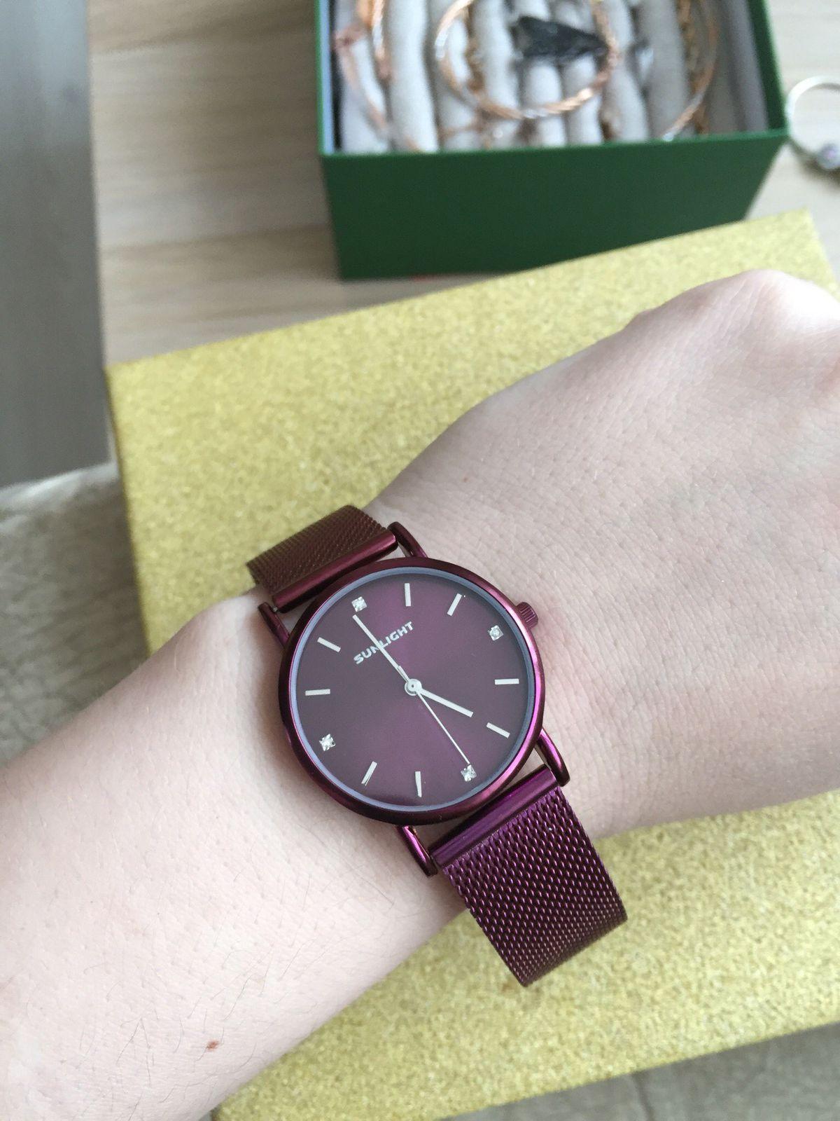 Стильный стальной розовый цвет!
