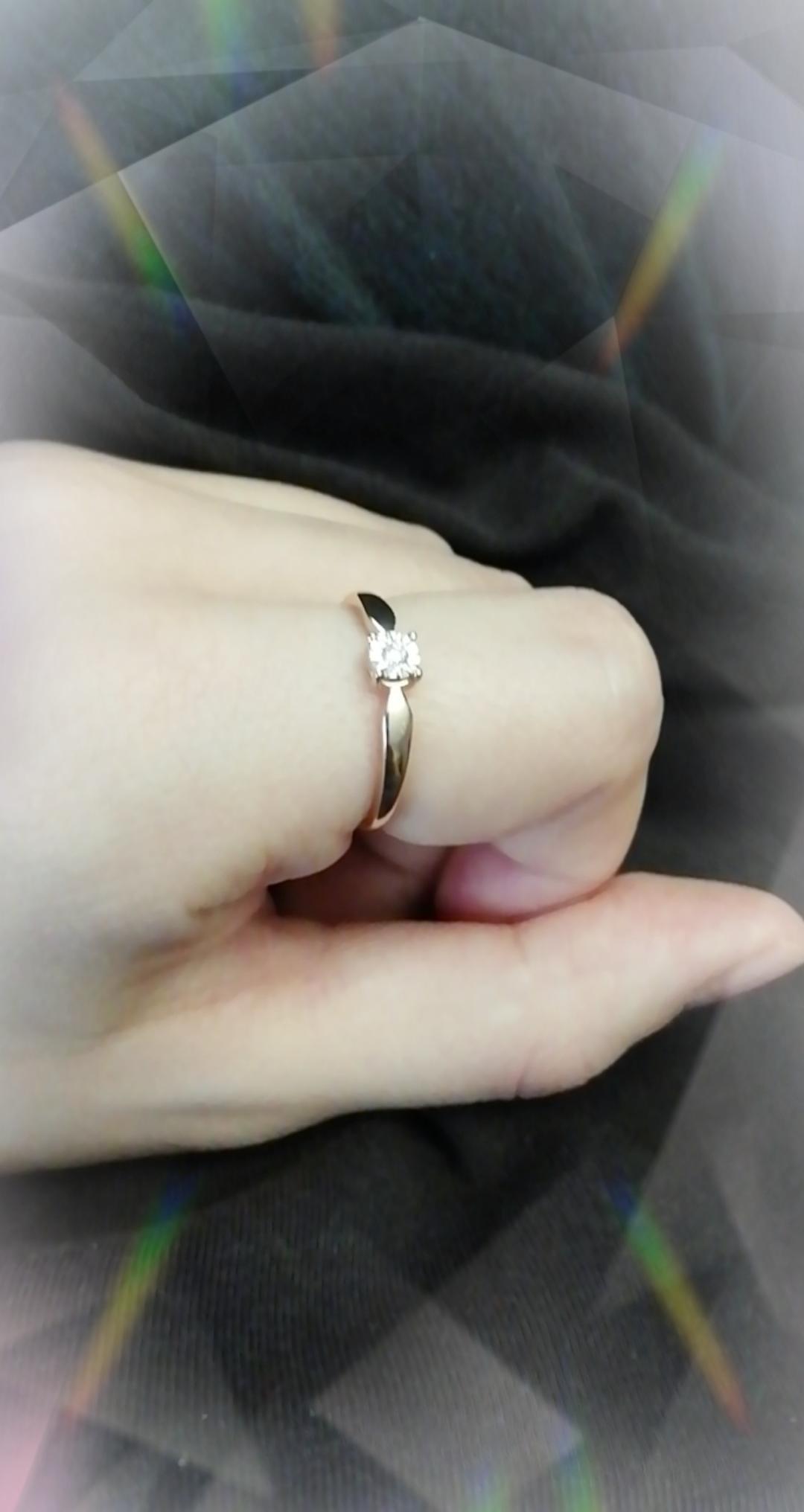 Кольцо, которое доставляет радость и удовольствие)