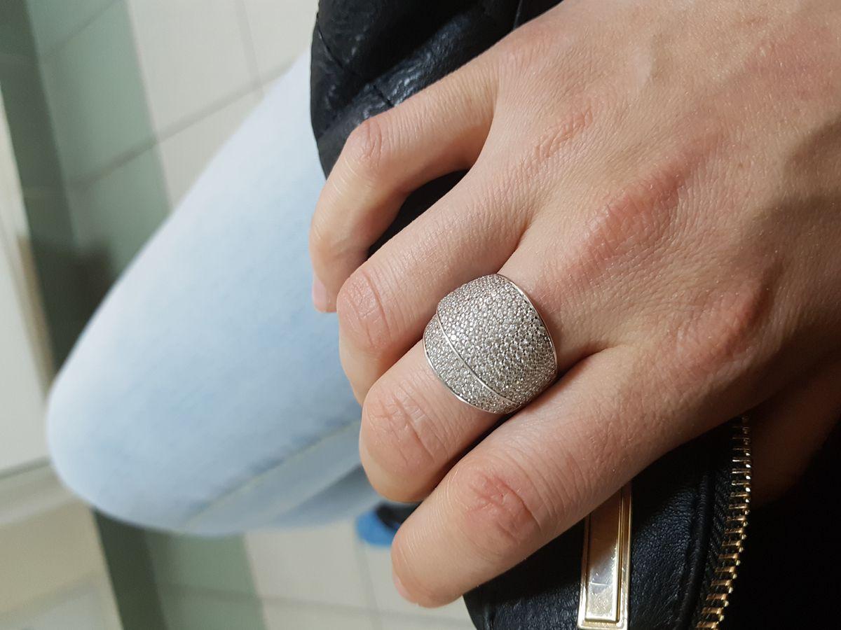 Отличное кольцо. Очень красивое.