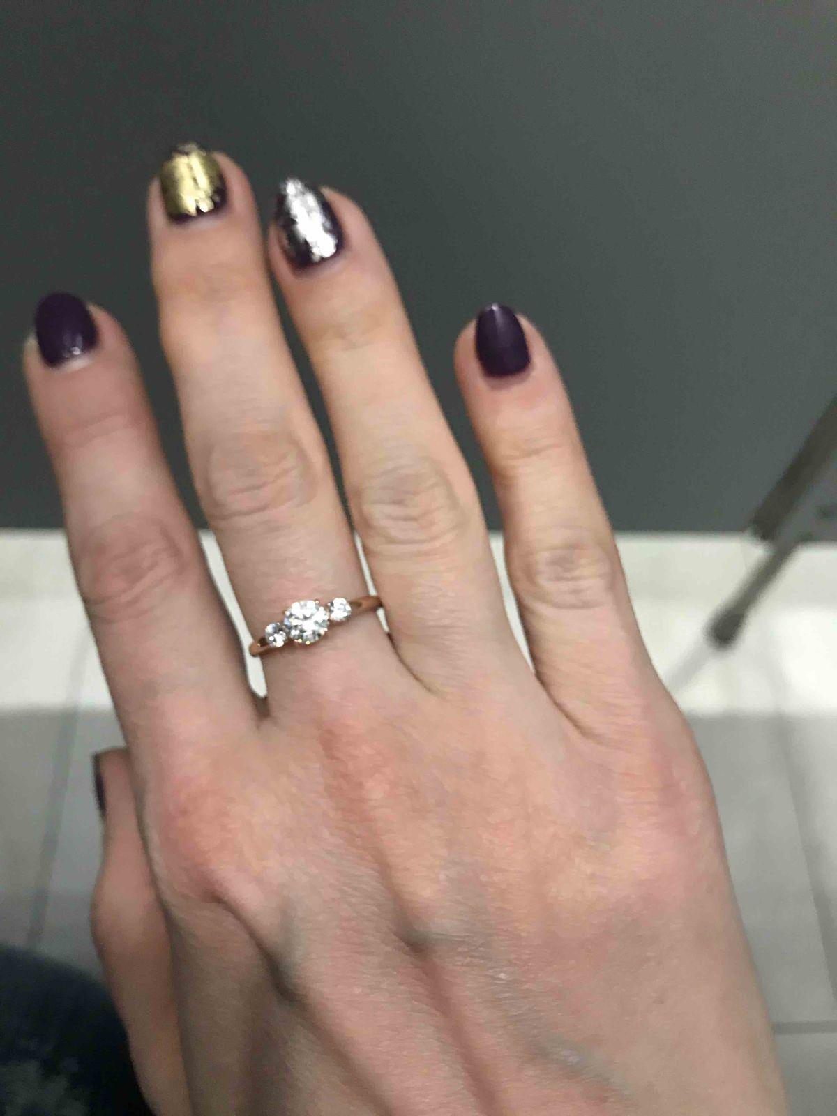 👍🏻 отличное кольцо