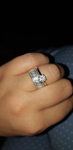 Не кольцо, а мечта😍