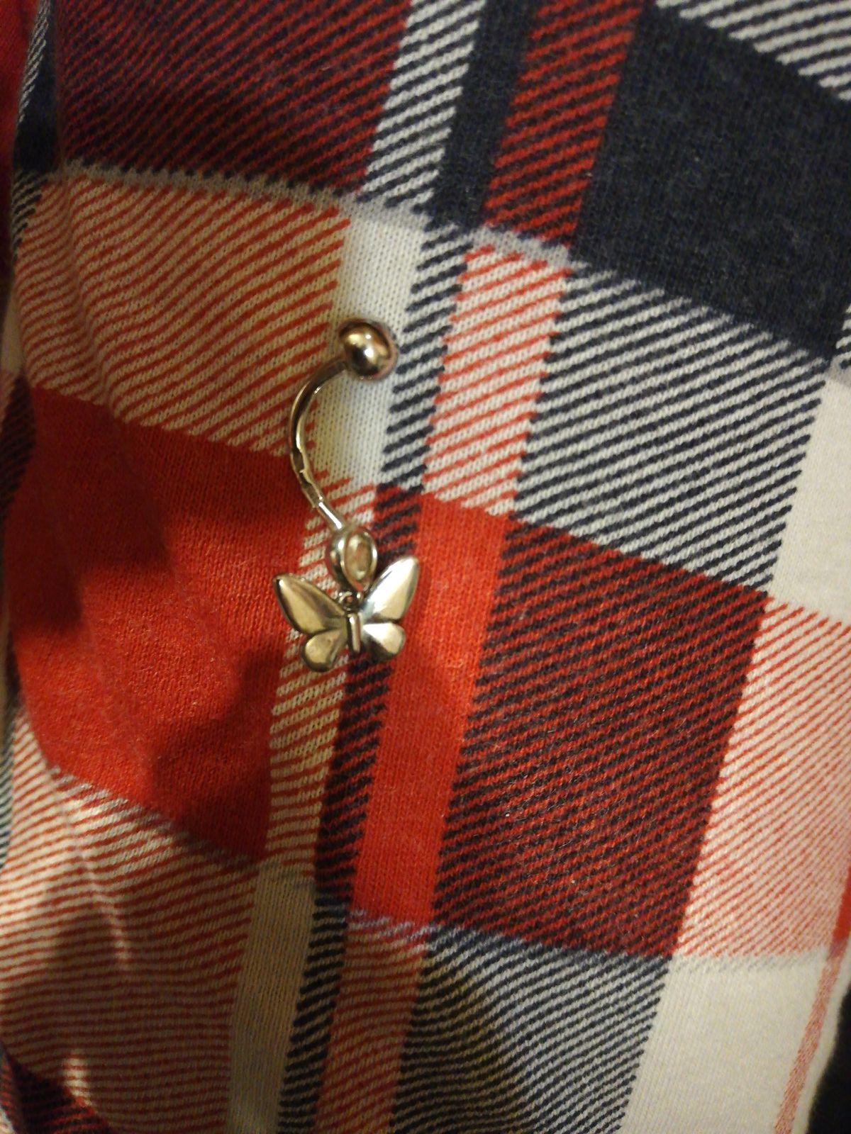Нежная бабочка, хороший подарок
