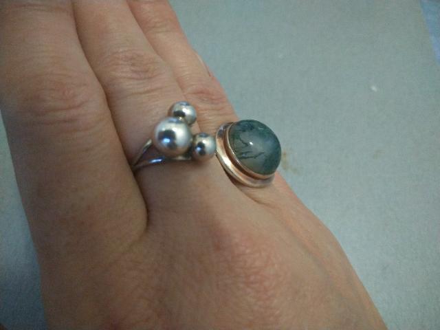 Волшебное кольцо!