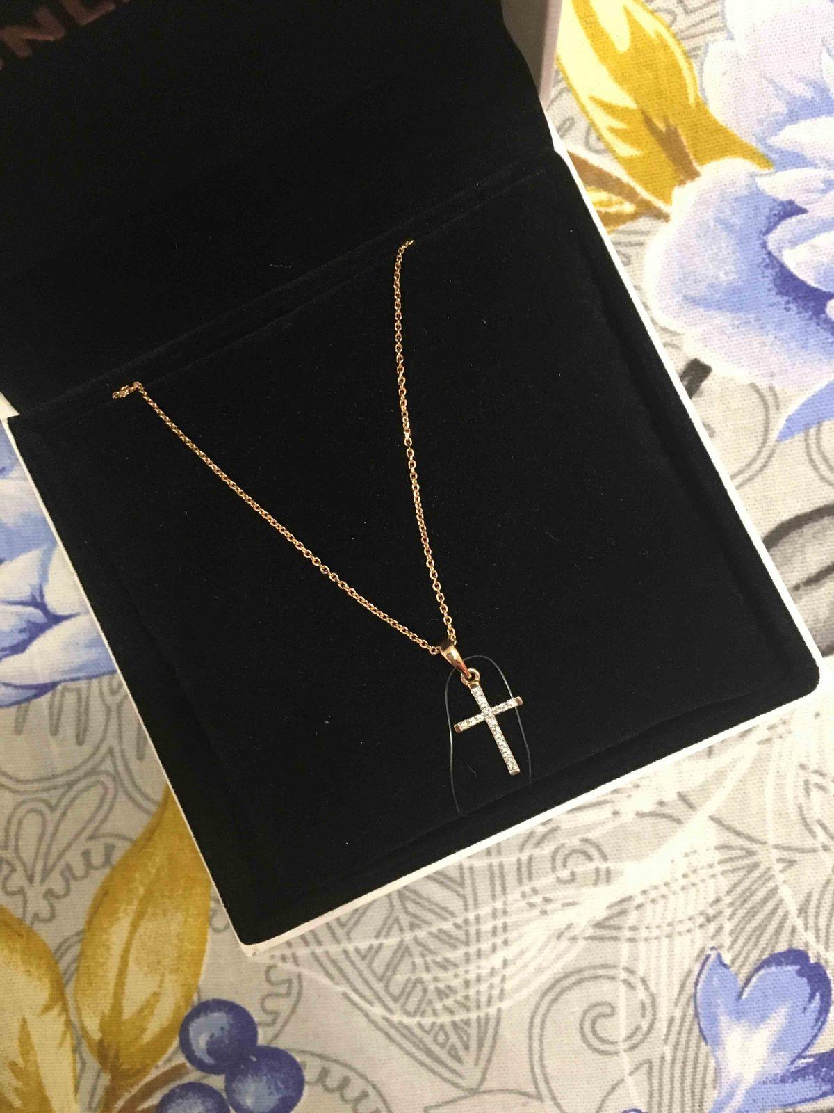 Шикарный крестик