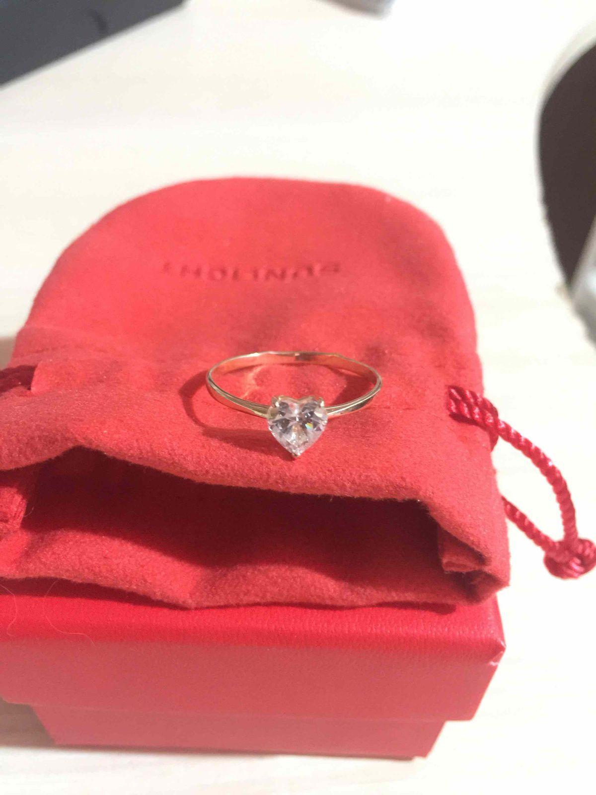 Очень красивое ,качественное кольцо!