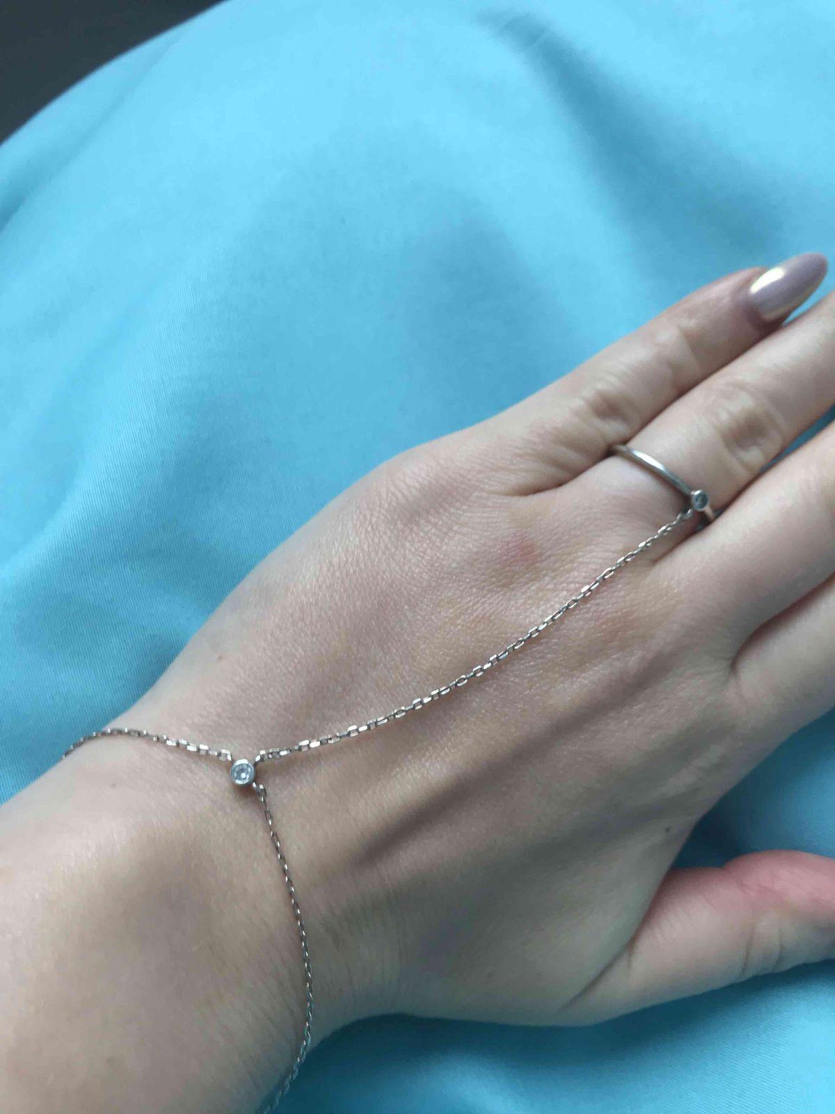 Браслет-кольцо