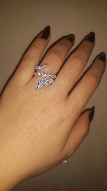 Удивительное кольцо!