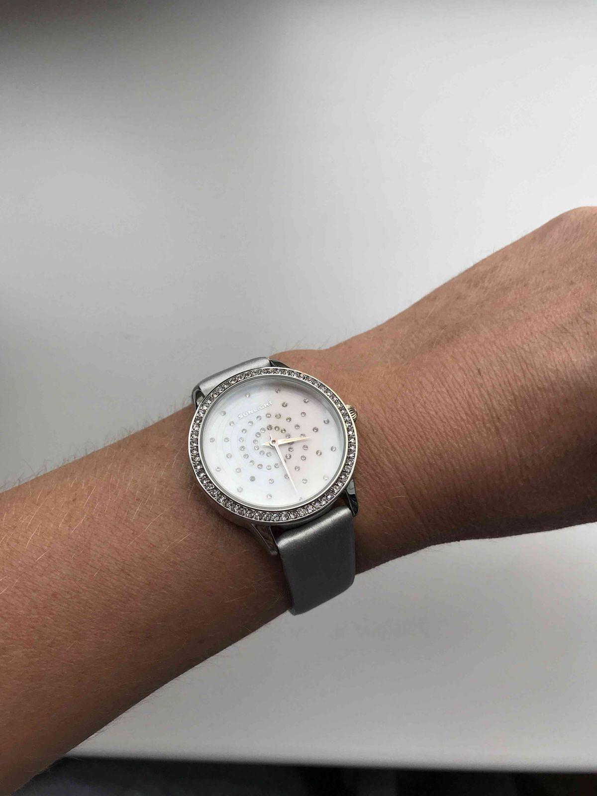 Давно хотела купить часы