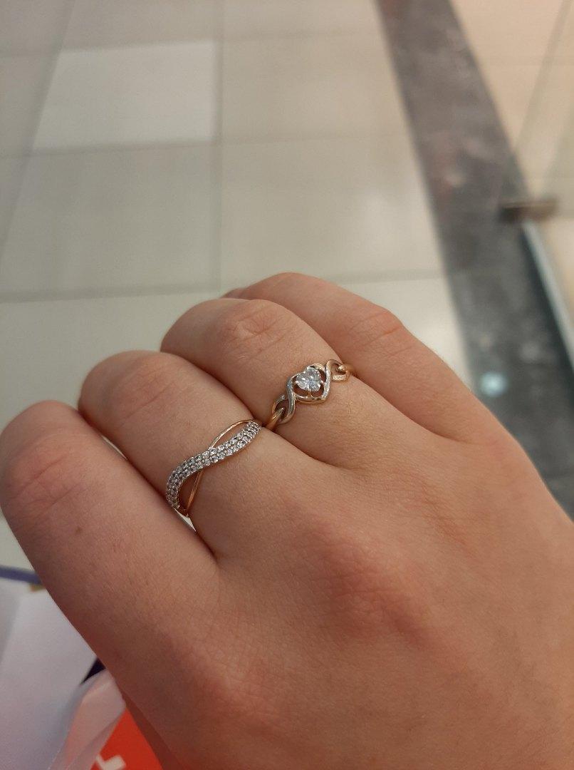 Самое подходящее кольцо для девушек!