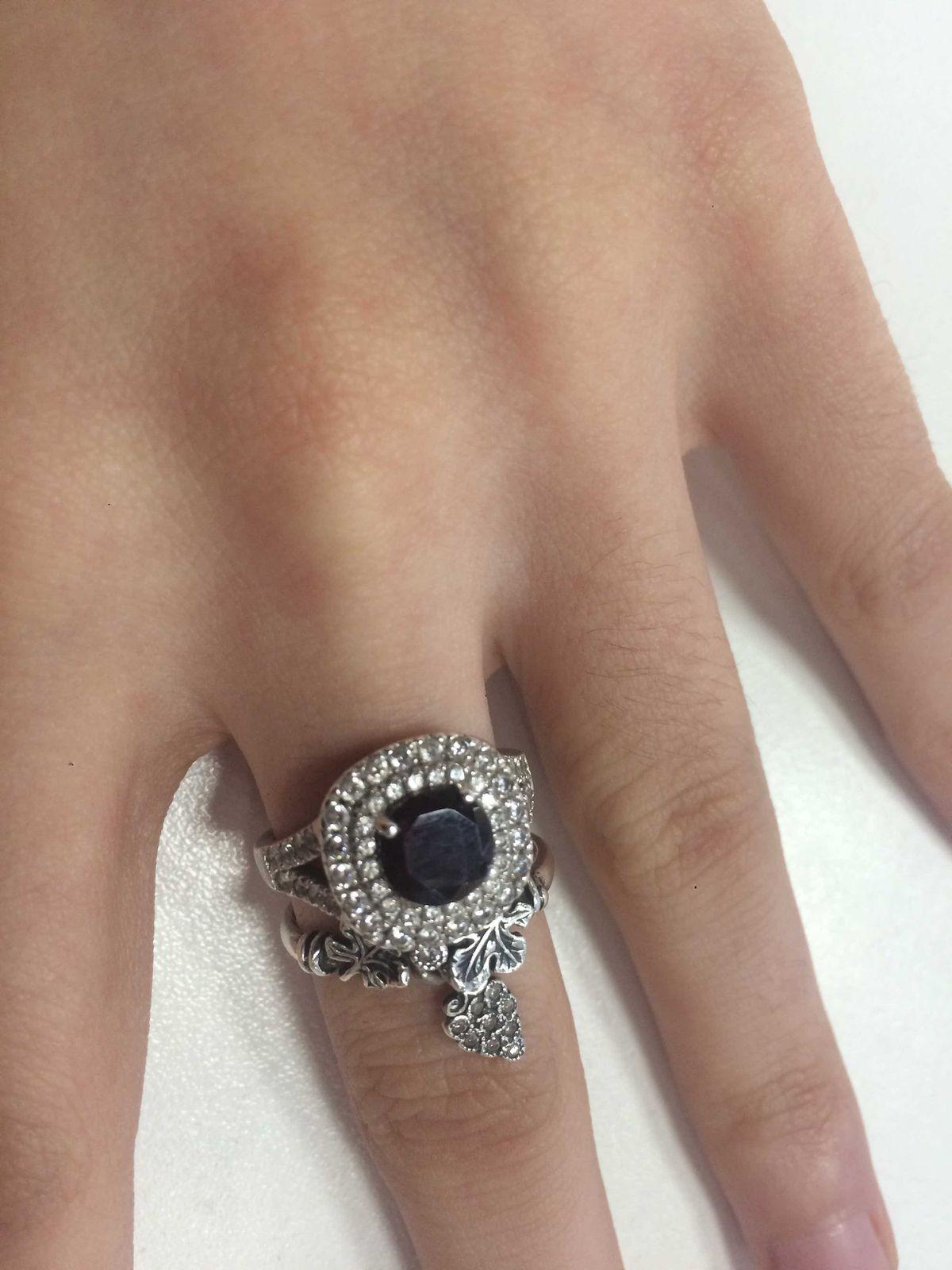 Шикарное и безупречное кольцо
