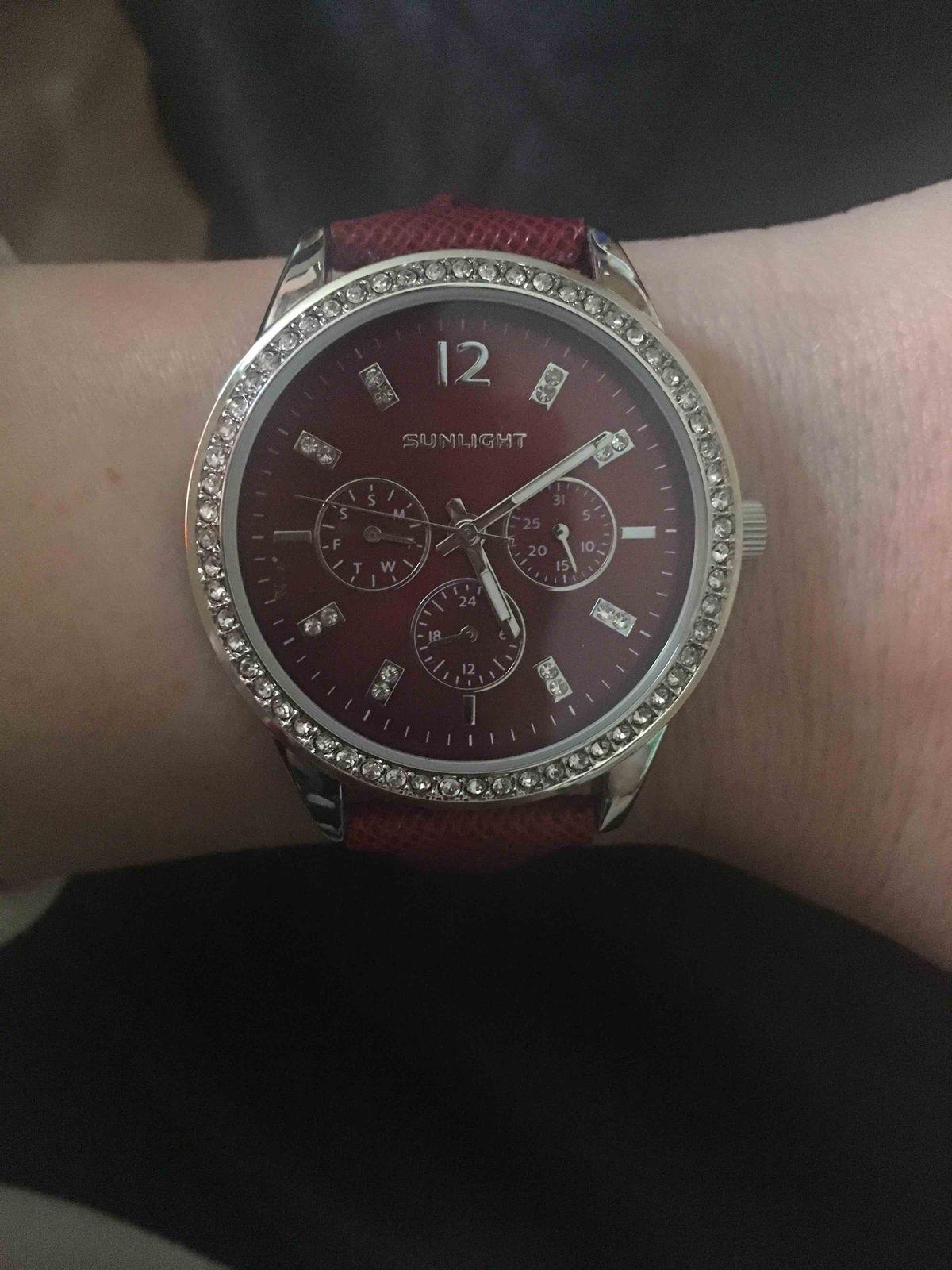 Часы «санлайт»