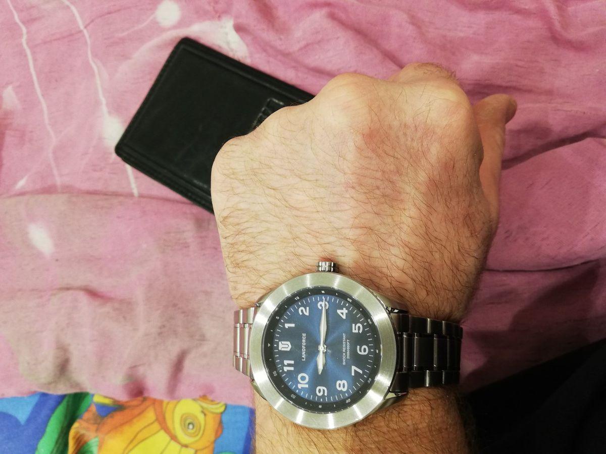 Часы для настоящего мужчины.