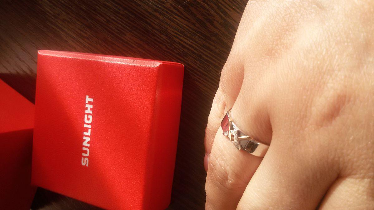 Кольцо прелесть!!!!
