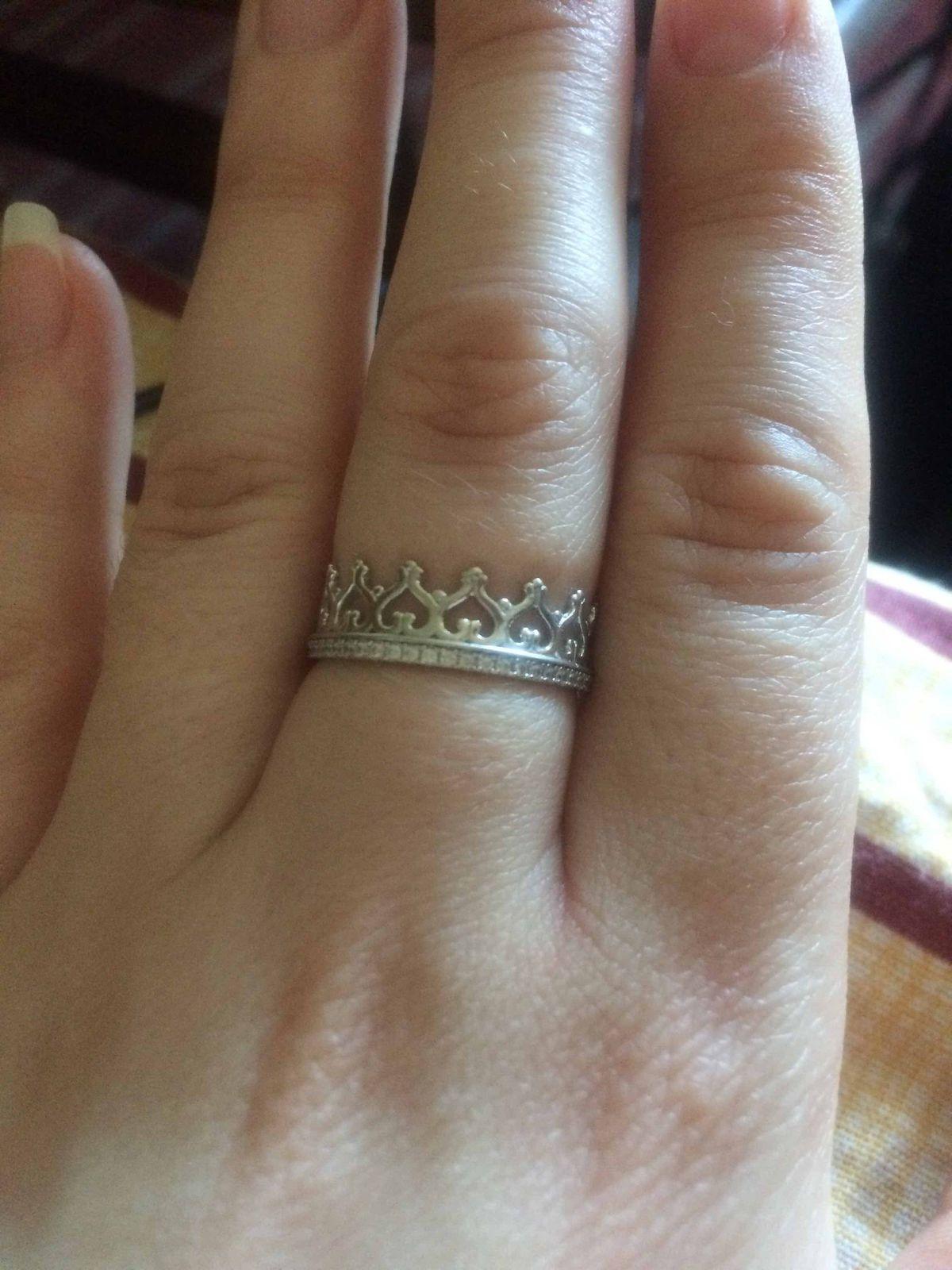 Кольцо для королевы)