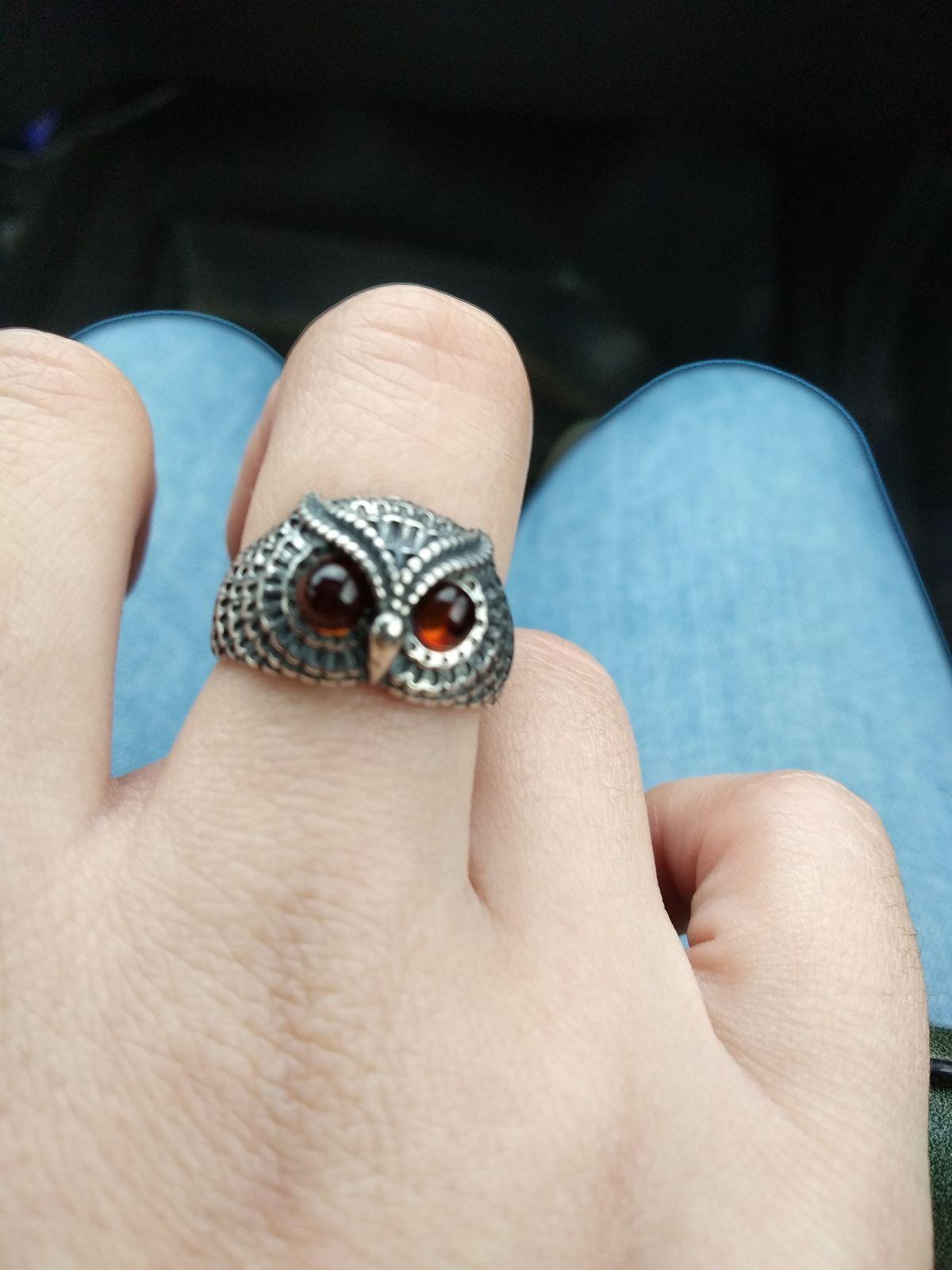 Отличное кольцо! Теперь самое моё любимое!