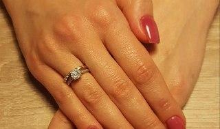 Очень красивое, классическое кольцо